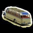 Borgward BO4000 Bus 1:72 Fémautó