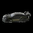 Bentley Continental GT3 Metálautó