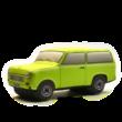 Plüss Trabant 601 Kombi