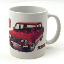 retro bögre-Lada 2106