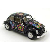 Volkswagen Classic Bogár 1967 virágos 1:24