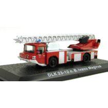 Tűzoltó - DLK 23-12 n. B. Iveco Magirus Modellautó