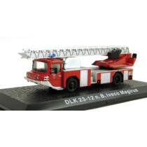 Tűzoltó - DLK 23-12 n. B. Iveco Magirus