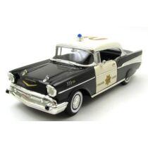 Chevrolet Bel Air 1957 Police 1:18