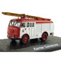 Tűzoltó - Karrier Gamecock