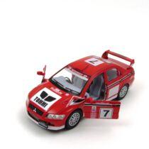 Mitsubishi Lancer Evolution WRC játékautó
