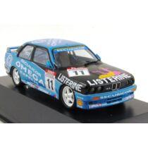 BMW M3 (E30) Will Hoy (VL Motorsport) - 1991 BTCC Champion Gyűjtőknek