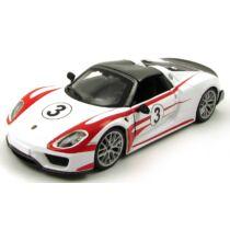 Porsche 918 Weissach 1:24