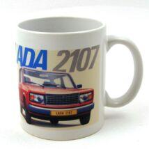 Retró bögre-Lada 2107