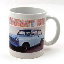 retro bögre-Trabant 601
