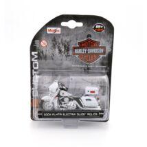 Harley Davidson FLHTPI Electra Glide Police 2004 1:24 Motor 1