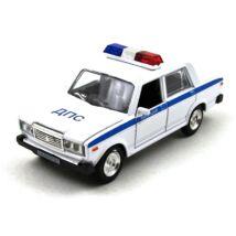 Lada 2107 rendőrautó