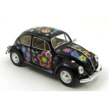 VW Classic Bogár 1967 virágos 1:24