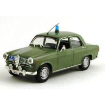 Alfa Romeo Giulietta Polizia Autómodell