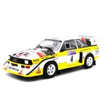 Audi Sport Quattro Rallye Monte Carlo 1:18