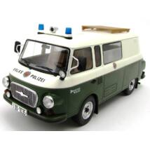 Barkas B 1000 Polizei 1:18 fémautó