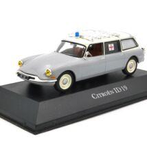 Citroen ID19 Break Ambulance 1962 1:43