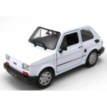 Fiat 126p Autómodell