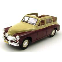 GAZ M20 Pobeda Cabrio 1:24