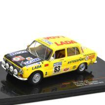 Lada 1300 No.63 Rally Brundza/Zvingevich 1:43