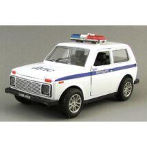 Lada Níva Police Gyerekjáték Modellautó