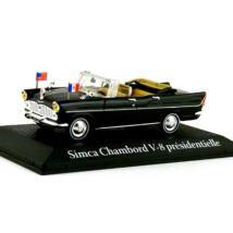 Simca - Chambord V8 AB-P - Elnöki / 1959 JF Kennedy Kisautó