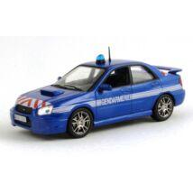 Subaru Impreza Police autómodell