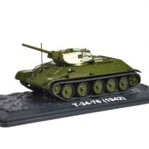 T-34-76 Tank 1:43