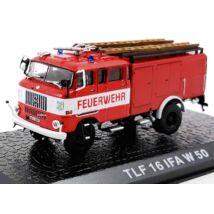 Tűzoltó - TLF 16 IFA W 50 Modellautó