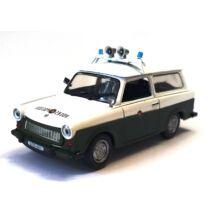 Trabant 601 Universal Rendőr 1:43