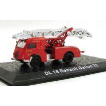 Tűzoltó - DL 18 Renault Galion T2 Modellautó