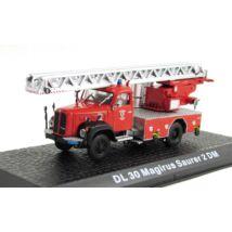 Tűzoltó - DL 30 Magirus Saurer 2 DM Modellautó