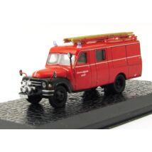 Tűzoltó - LF 8 Hanomag AL 28 Modellautó