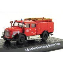 Tűzoltó - Löschfahrzeug Steyr 380 Modellautó