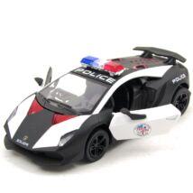 Lamborghini Sesto Elemento Police játékautó