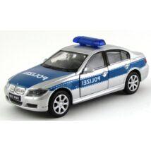BMW 330i Police Modellautó