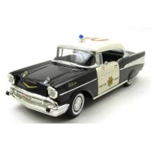 Chevrolet Bel Air 1957 Police 1:18