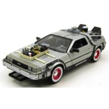 Delorean Time Machine III. 1:24