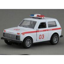 Lada Níva Police Gyerekjáték