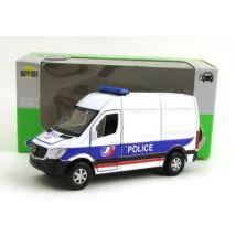 Mercedes-Benz Sprinter Panel Van Police Modellautó