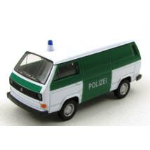 VW T3 VAN Polizei fémautó