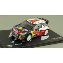 Citroen DS3 WRC (2011) 1:43 Modellautó