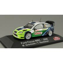 Ford Focus WRC - 2006 1:43 Modellautó