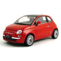 Fiat 500 2007 1:24 Modellautó