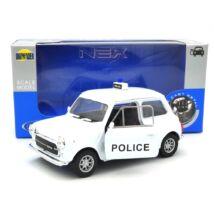 Mini Cooper 1300 Police Modellautó
