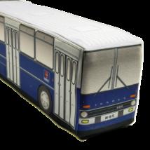 Plüss Ikarus 280 Ráncajtós Kék