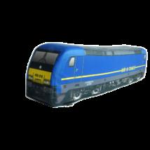 "Plüss Bombardier ""TRAXX"" Villamosmozdony , MÁV Trakió"