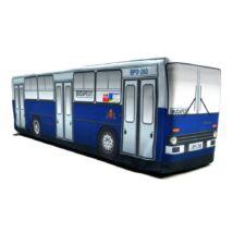 Plüss busz Ikarus 260 Kék