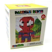 Kreatív mini építőjáték – Pókember
