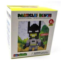 Kreatív mini építőjáték – Batman